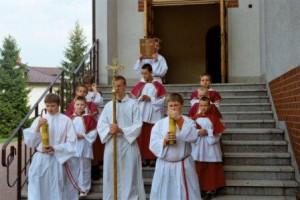 Służba Liturgiczna w akcji...